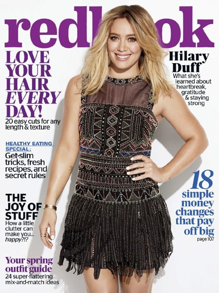 Redbook Cover - 4/1/2017