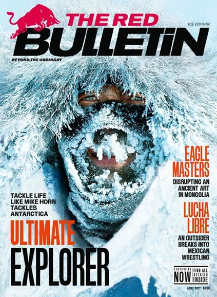 The Red Bulletin Cover - 4/1/2017