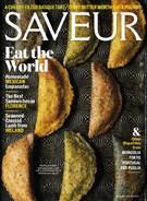 Saveur Magazine 4/1/2017