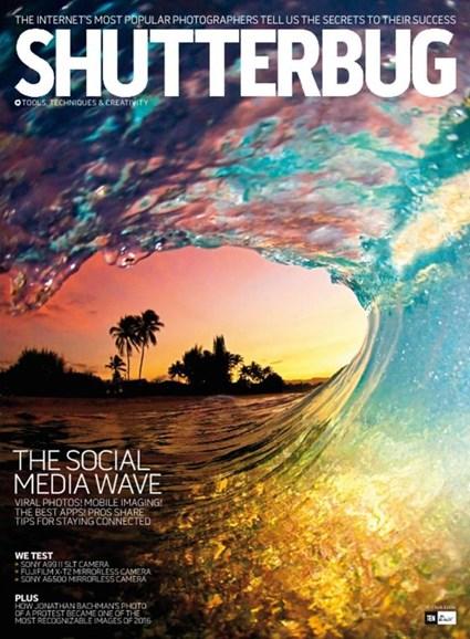Shutterbug Cover - 4/1/2017