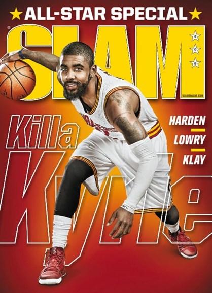 Slam Cover - 4/1/2017