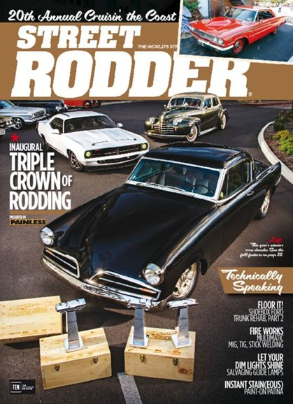 Street Rodder Cover - 4/1/2017