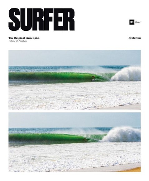 Surfer Cover - 4/1/2017