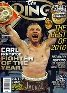 Ring Boxing Magazine 4/1/2017