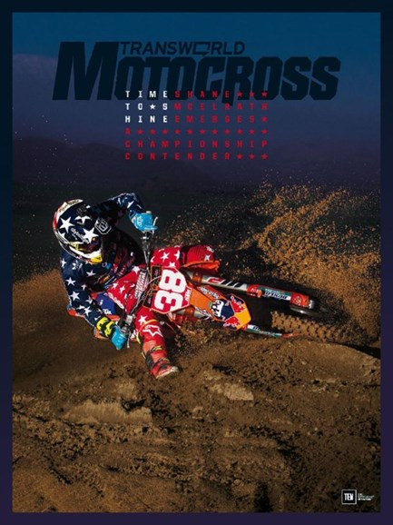 Transworld Motocross Cover - 4/1/2017