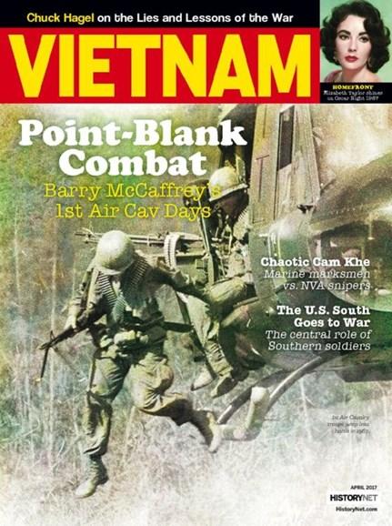 Vietnam Cover - 4/1/2017