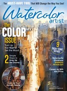 Watercolor Artist Magazine 4/1/2017