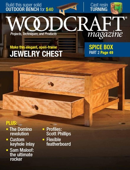 Woodcraft Cover - 4/1/2017