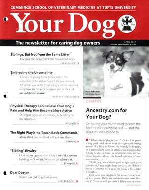 Your Dog | 4/2017 Cover