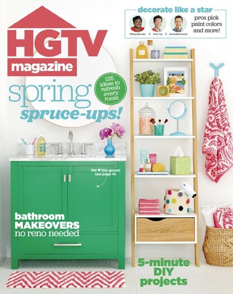 HGTV Cover - 4/1/2017