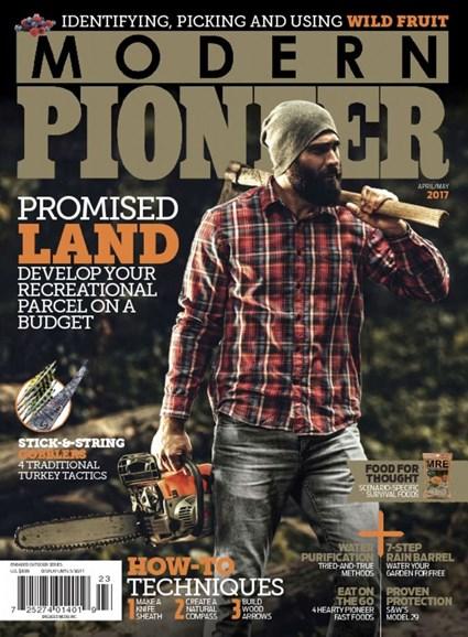 American Pioneer Cover - 4/1/2017