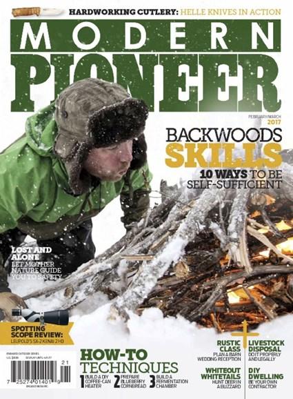 American Pioneer Cover - 2/1/2017