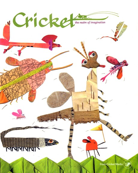 Cricket Cover - 4/1/2017