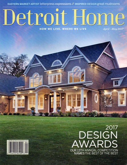 Detroit Home Cover - 4/1/2017