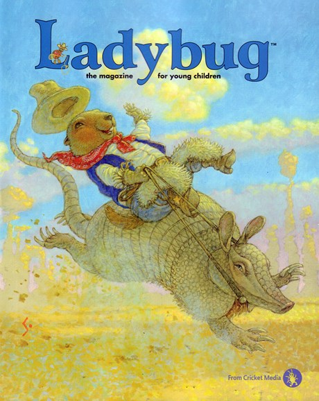 Ladybug Cover - 4/1/2017