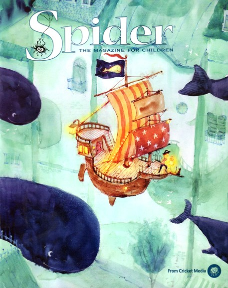 Spider Cover - 4/1/2017