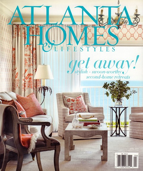 Atlanta Homes & Lifestyles Cover - 4/1/2017