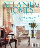 Atlanta Homes & Lifestyles Magazine 4/1/2017
