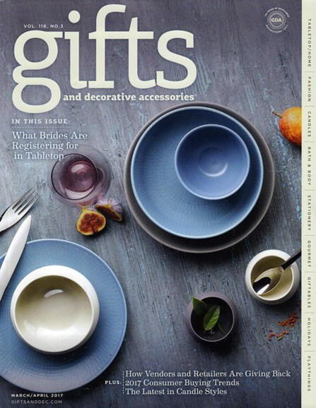 Gifts And Decorative Accessories Cover - 3/1/2017