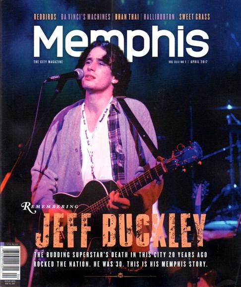 Memphis Cover - 4/1/2017