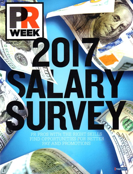 PRWeek Cover - 3/1/2017