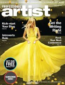 Professional Artist Magazine 4/1/2017