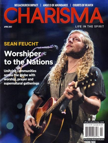 Charisma Cover - 4/1/2017