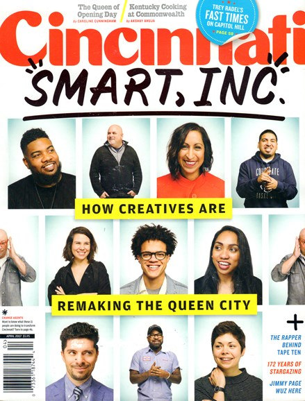 Cincinnati Cover - 4/1/2017