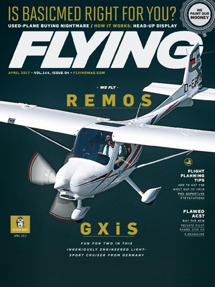 Flying Cover - 4/1/2017