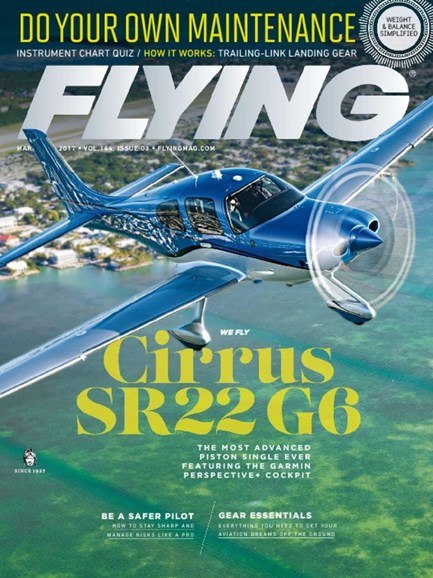 Flying Cover - 3/1/2017