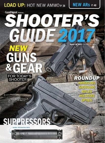 Gun Digest Cover - 4/30/2017