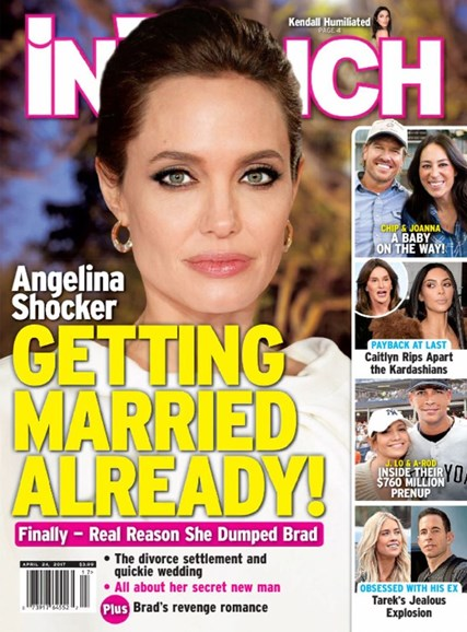 In Touch Weekly Cover - 4/24/2017
