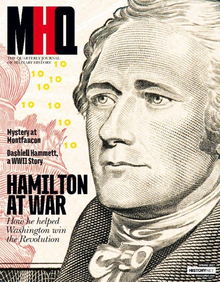 MHQ: Military History Quarterly Cover - 3/1/2017