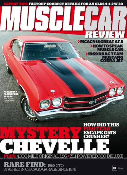 Muscle Car Review Cover - 3/1/2017
