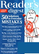 Reader's Digest Large Print 4/1/2017