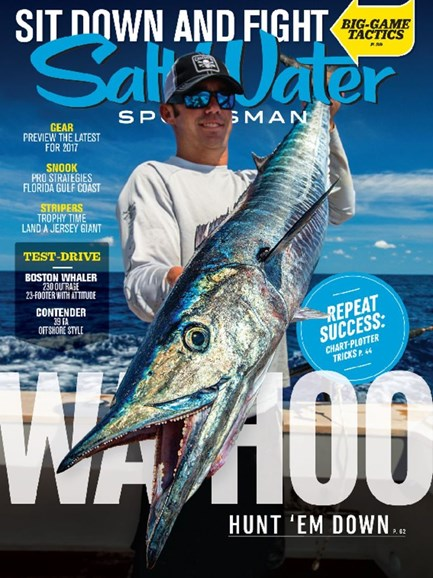 Salt Water Sportsman Cover - 3/1/2017