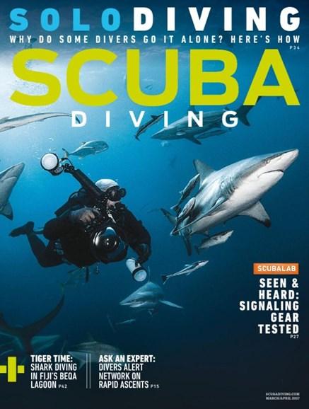 Scuba Diving Cover - 3/1/2017