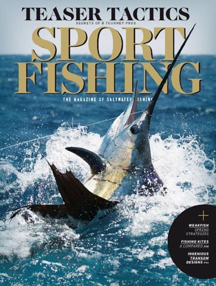 Sport Fishing Cover - 4/1/2017