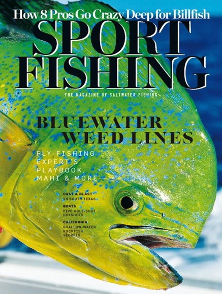Sport Fishing Cover - 3/1/2017
