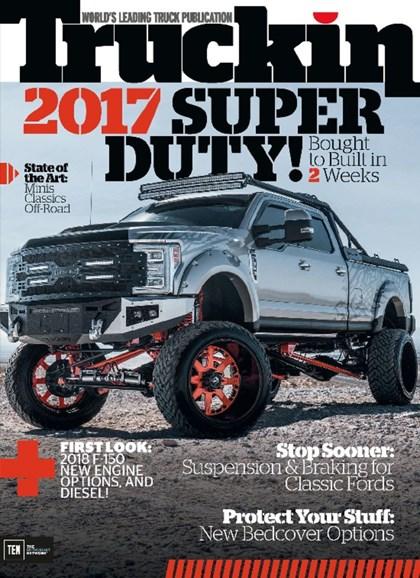 Truckin' Cover - 4/20/2017