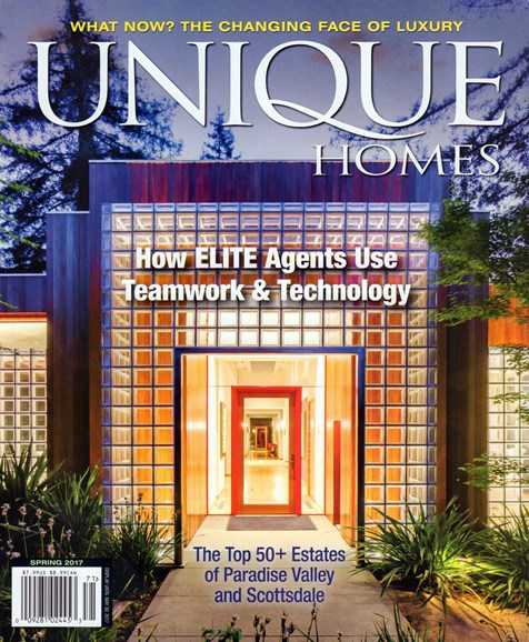 Unique Homes Cover - 3/1/2017