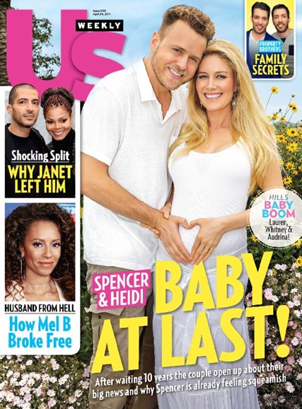 Us Weekly Cover - 4/24/2017