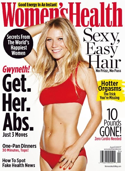 Women's Health Cover - 4/1/2017