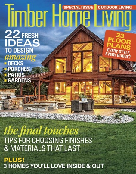 Timber Home Living Cover - 8/1/2016