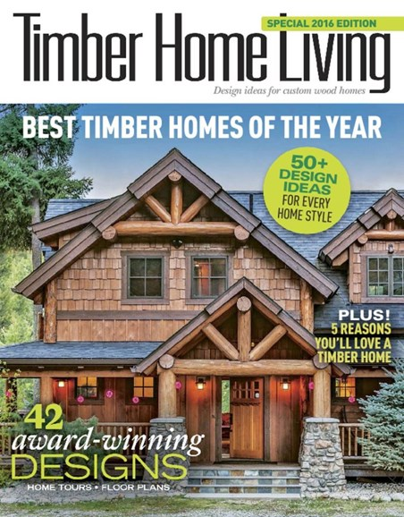 Timber Home Living Cover - 7/1/2016