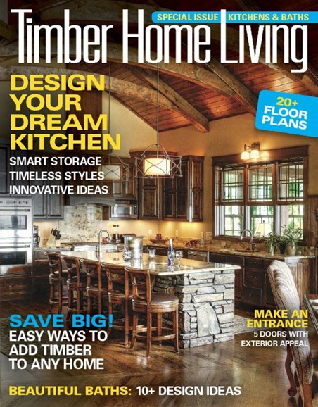 Timber Home Living Cover - 5/1/2016