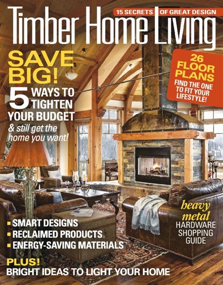 Timber Home Living Cover - 9/1/2016
