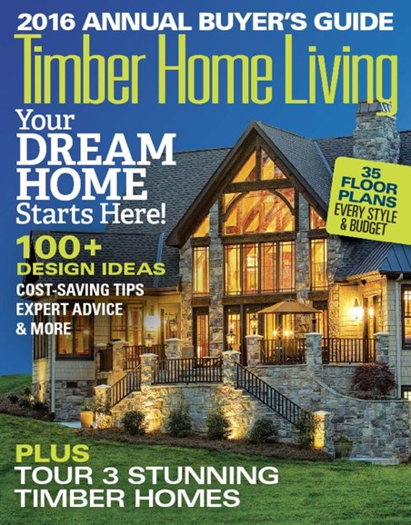 Timber Home Living Cover - 1/1/2016