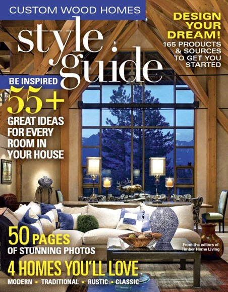 Timber Home Living Cover - 7/1/2015