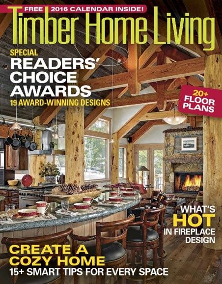 Timber Home Living Cover - 11/1/2015